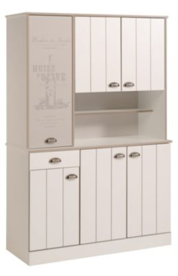 Buffet de cuisine gris but for Buffet de cuisine gris