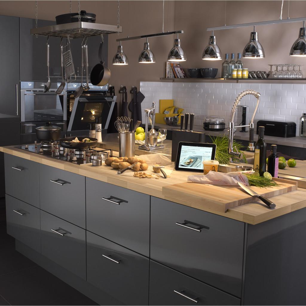 Buffet de cuisine leroy merlin - Cuisine leroy merlin 2014 ...