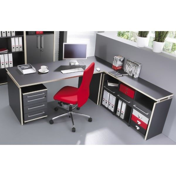 caisson de rangement bureau fly. Black Bedroom Furniture Sets. Home Design Ideas