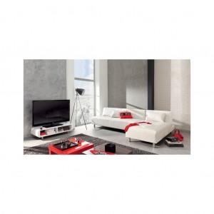Canape d 39 angle pour petit espace for Petit canape bas