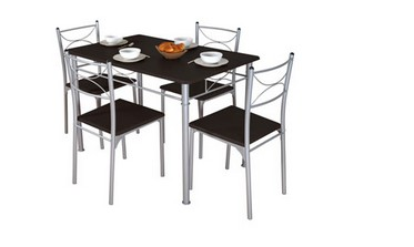 Conforama table de cuisine et chaises deco maison design for Tables cuisine conforama