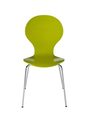 Chaise de cuisine vert anis - Housse de chaise vert anis ...