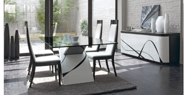 mobilier table chaises mobilier de france. Black Bedroom Furniture Sets. Home Design Ideas