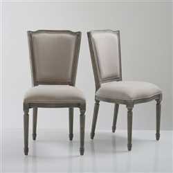 Chaises salle a manger style louis xvi for Chaise salle a manger louis xvi