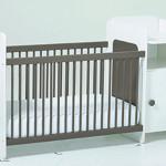 lit bebe avec table a langer