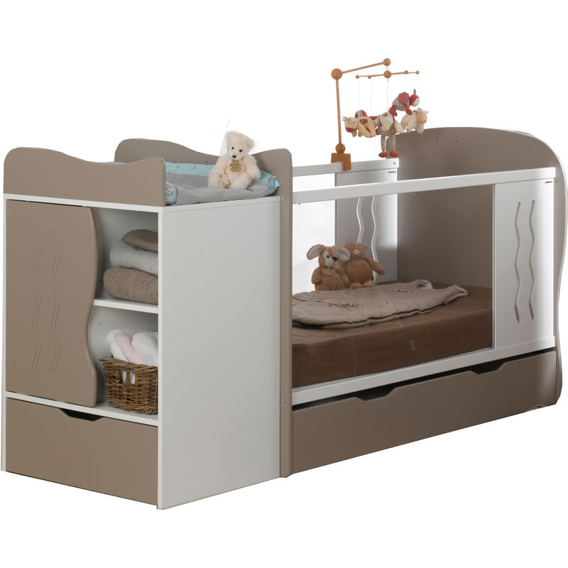 organisation lit bebe evolutif pas cher. Black Bedroom Furniture Sets. Home Design Ideas