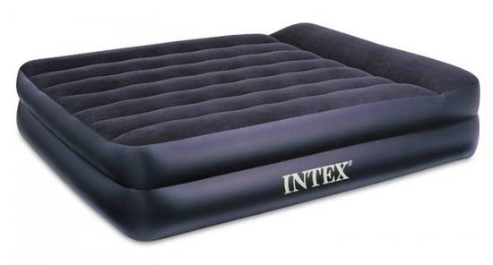 lit gonflable 2 personnes intex. Black Bedroom Furniture Sets. Home Design Ideas