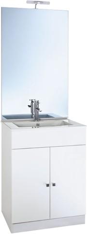 meuble salle de bain bricoman
