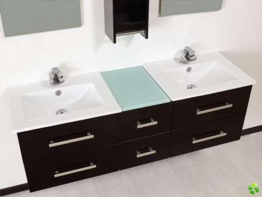 exemple meuble bas salle de bain occasion
