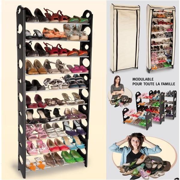 meuble chaussures grande contenance en ligne