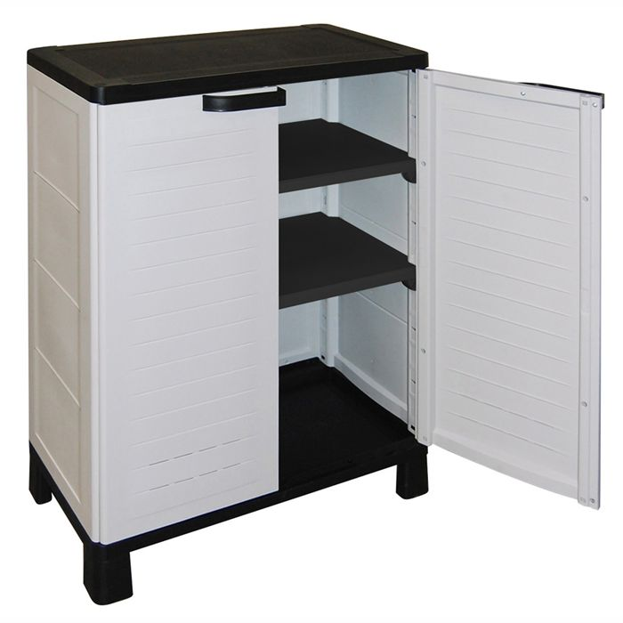 armoire chaussures plastique. Black Bedroom Furniture Sets. Home Design Ideas