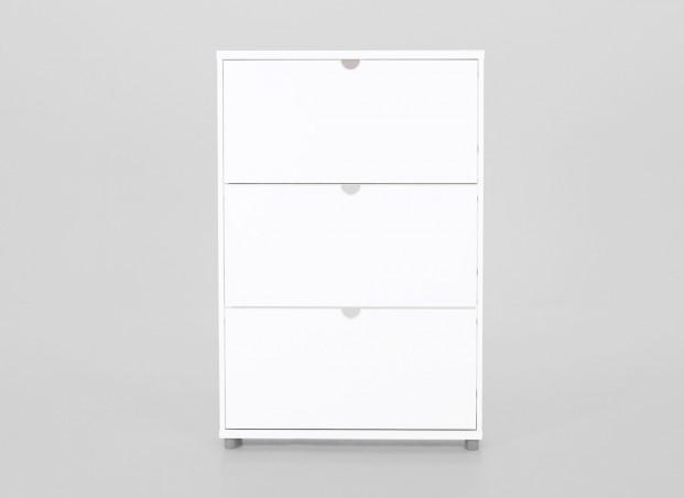 meuble chaussures plastique blanc. Black Bedroom Furniture Sets. Home Design Ideas