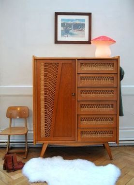 organisation meuble chaussures vintage. Black Bedroom Furniture Sets. Home Design Ideas