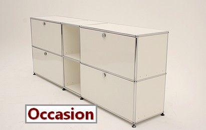 Meuble de bureau usm for Meuble usm occasion