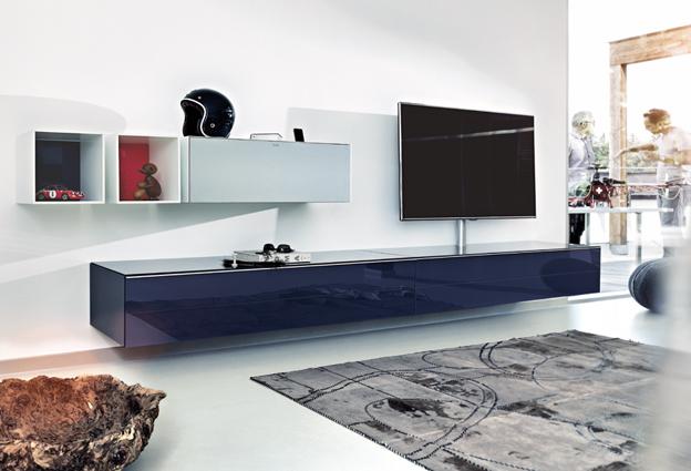 Meuble television haut de gamme for Meuble de tv haut
