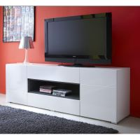 meuble tv haut pas cher