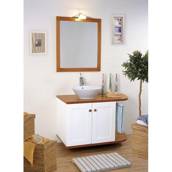 modèle meuble vasque sdb