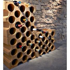 Range bouteilles mottez - Range bouteille brique ...