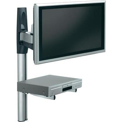 Mod le support mural tv avec pied - Table tv avec support ...