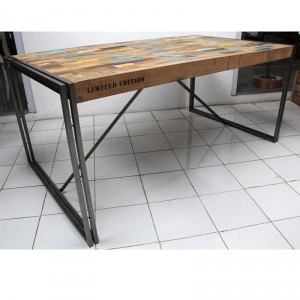 Table manger pas cher table manger sur enperdresonlapin - Table industrielle pas cher ...