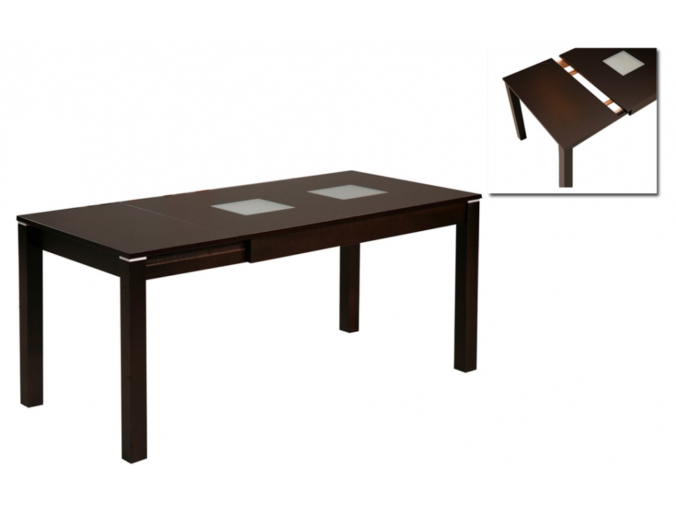 Table Trouver A Extensible Manger Wenge BeWrCxod