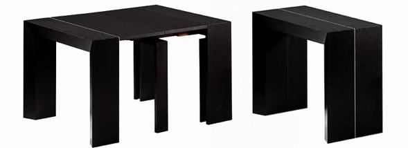 Console Table A Manger. Elegant Salle A Manger Gain De Place Table ...