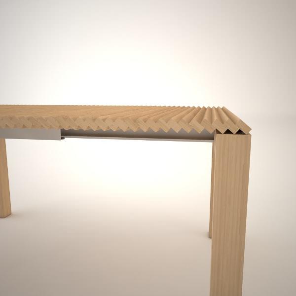 Table console qui s 39 allonge for Canape qui s allonge