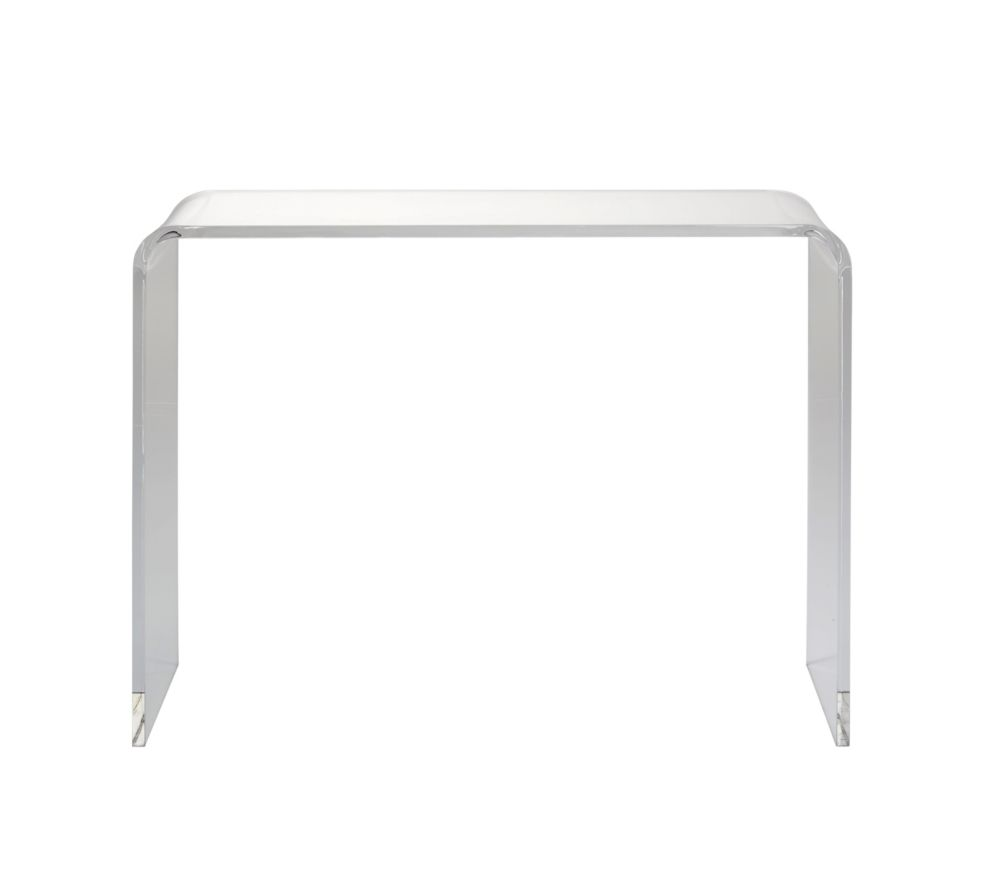Table d appoint console for Table d appoint transparente