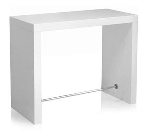 Exemple Laque Bar Table De Blanc kXZiPOu