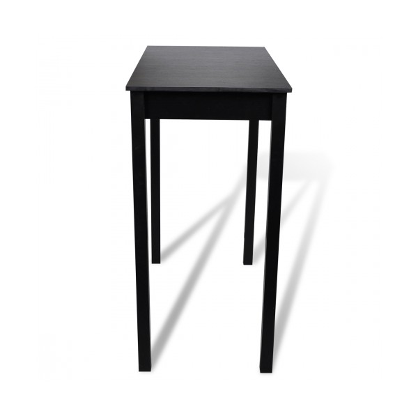 Mod le table de bar rectangulaire pas cher for Petite table bar pas cher
