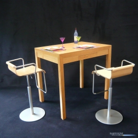 Visuel table de bar snack for Snack table ikea