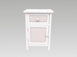 petite table de nuit gifi. Black Bedroom Furniture Sets. Home Design Ideas