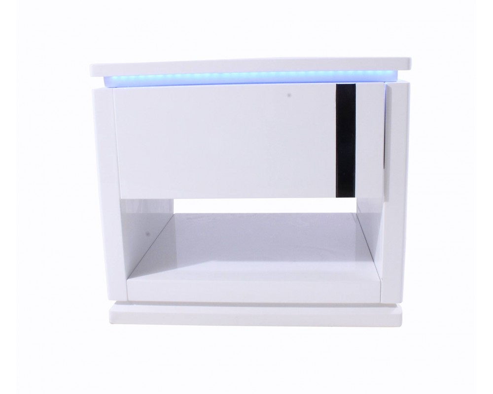 Table de chevet led - Table de chevet lumineuse ...