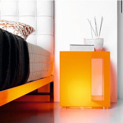 organisation table de chevet lumineuse. Black Bedroom Furniture Sets. Home Design Ideas