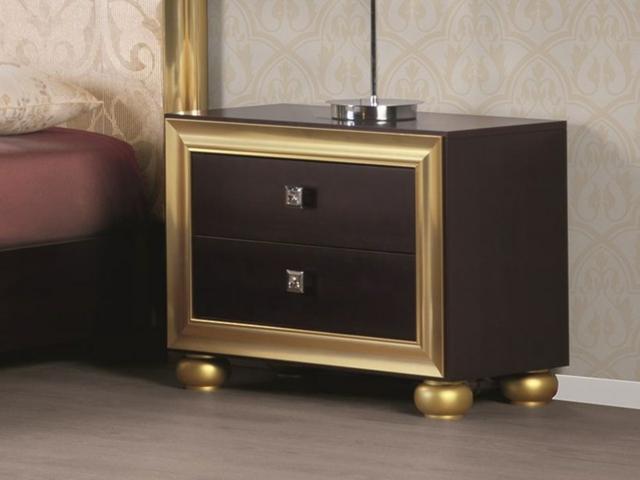 table de chevet luxe. Black Bedroom Furniture Sets. Home Design Ideas
