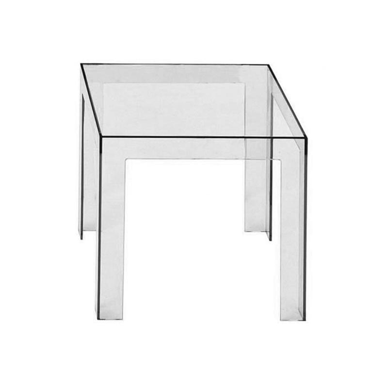 Visuel Table De Chevet Transparente