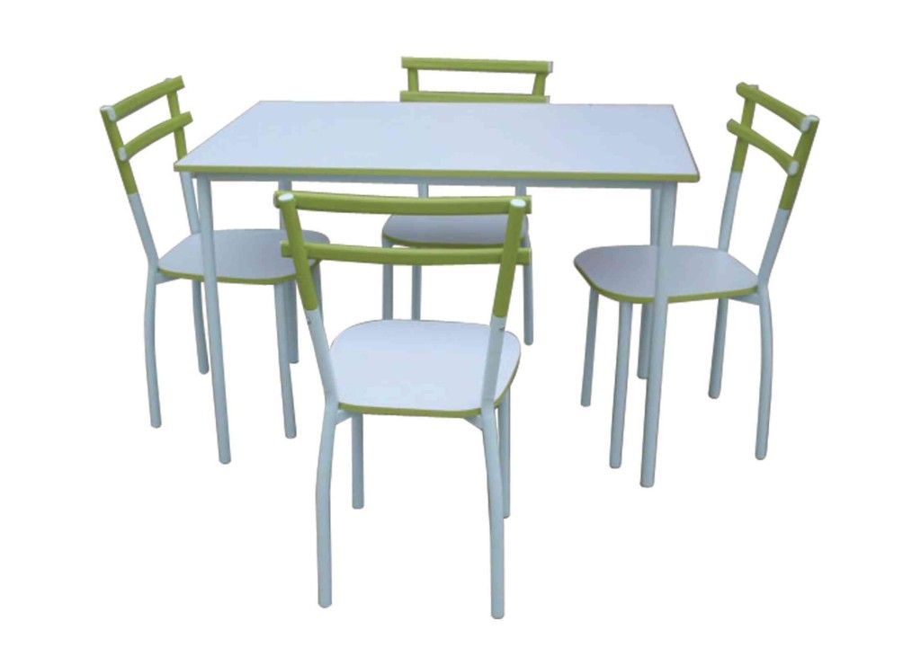 Table et chaise de cuisine but for Table 4 chaises cuisine