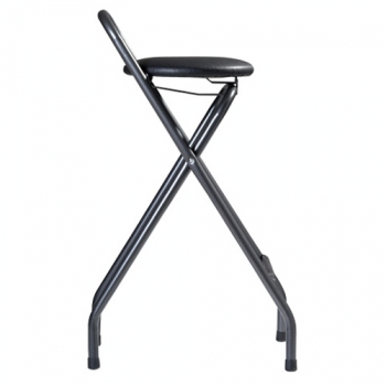 Tabouret de bar pliable - Chaise de bar pliable ...