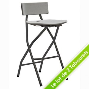 photo tabouret de bar pliable. Black Bedroom Furniture Sets. Home Design Ideas
