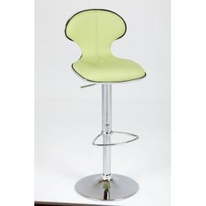 Tabouret De Bar Vert Anis tabouret bar vert. cool prince tabouret de bar assise cuir rgnr kaki