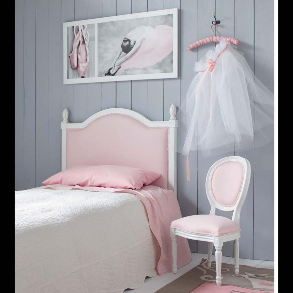 tete de lit petite fille maison design. Black Bedroom Furniture Sets. Home Design Ideas