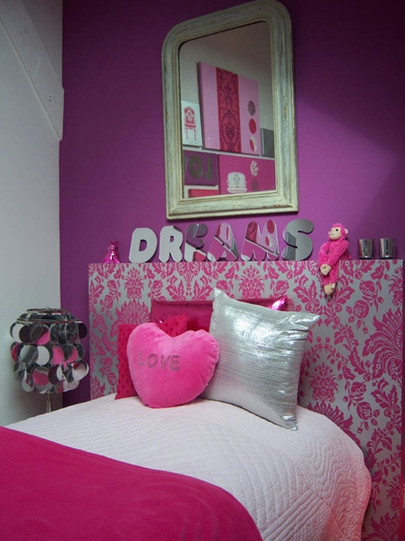 photo tete de lit fille. Black Bedroom Furniture Sets. Home Design Ideas