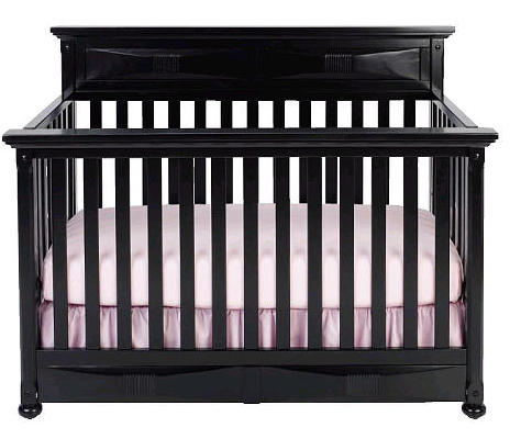 lit bebe usa. Black Bedroom Furniture Sets. Home Design Ideas