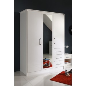 Beautiful Armoire Chambre Fille Blanche Images - Design Trends 2017 ...