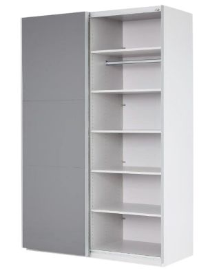 armoire chambre hauteur 150. Black Bedroom Furniture Sets. Home Design Ideas