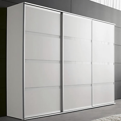 armoire de chambre en aluminium. Black Bedroom Furniture Sets. Home Design Ideas