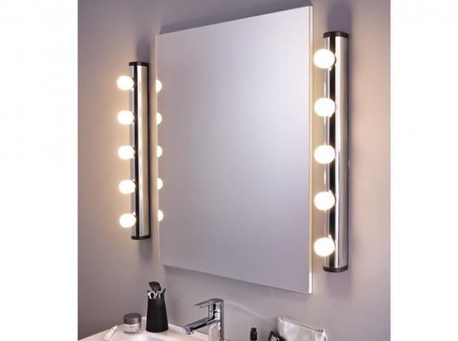 miroir salle de bain armoire - Armoire A Glace Salle De Bain