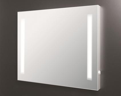 armoire salle de bain avec miroir et eclairage. Black Bedroom Furniture Sets. Home Design Ideas