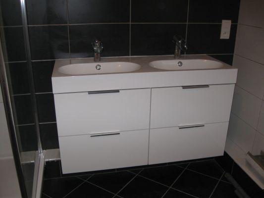 Armoire salle de bain godmorgon - Salle de bain godmorgon ...