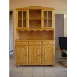 buffet de cuisine en pin d 39 occasion. Black Bedroom Furniture Sets. Home Design Ideas